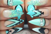 Stiletto-nägel