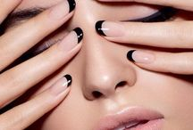 **Blacky mood ART NAIL designs** / HOW MUCH BLACKKK????