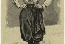 Boating 1880 fashion women