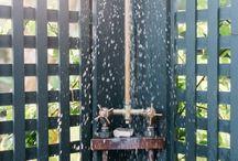 oudoor shower