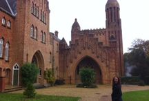 Isle of Wight / Quarr abbey