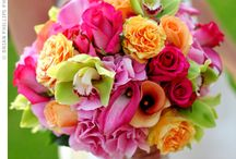 Wedding bouquets - multocolour