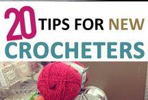 New crochet beginners