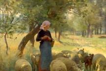 shepards / Shepherds