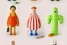3d character styles