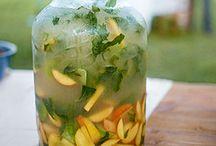 Backyard Summer Cookout Menu  / by Beth Harrell
