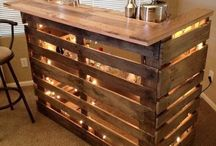 Pallet projects / Repurposed creations