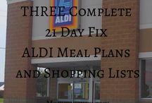 21 day meal fix- Aldi