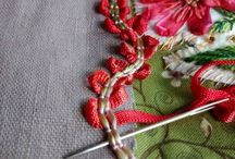 Embellishments for quilting borders / by Melinda King Bryant