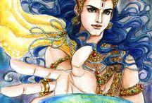 mahabharata sketch