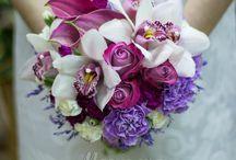 Букет невесты / Свадебная флористика