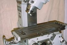 Milling with degree head