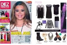Revistas de Moda / Algunos de nuestros productos en Revistas como Woman, Stilo, Elle, Diez Minutos..