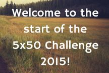 Day 1 2015 challenge / Fitness