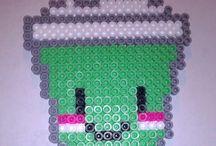 Mondo hama beads