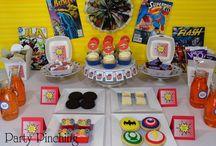 Birthday party ideas / by Julie Starkey Dennis