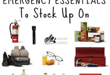 Emergency Preparedness / by Billie Jo Harville