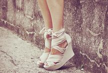 Shoes / by Inna White