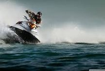 jet ski  / jet ski-karo