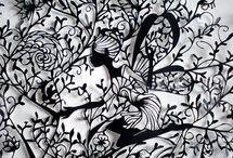 Paper art / by Donna Buchanan