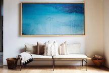 Eclectic/Scandinavian interior
