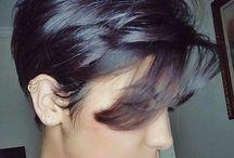 Pixie-frisyrer