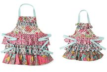 Aprons / by Mary Lou Scales