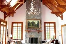 Timber Frame Great Rooms / examples of timber frame great rooms we have done through the years......