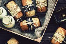 Homemade bake package