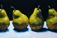 Still Life! / Representational fine art still life paintings that I love / by Holly Boyer