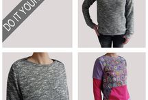 Boys and Men sewing patterns / Dear men out there or loving wives who would love to sew something unique for their men: well here we are, we have many great unisex patterns that will also thrill your men! What are you waiting for? :-) Enjoy sewing! Your Zierstoff Team Ilka - Joanna - Julie