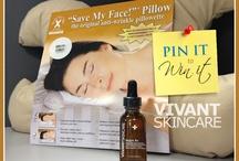 Vivant Skincare / by Roro Hamwi