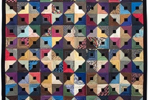 Pieced/Patchwork Quilts / The Charleston Museum presents an original exhibition, Geometric Quilts, from May 5 to December 9, 2012 in its Historic Textiles Gallery.  Geometric Quilts looks at how simple shapes are transformed into intricate and delightful patterns.