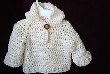 crochet clothing / How to crochet clothing... for children, teens and women.