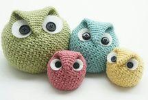 Crochet / Szydełkowe cuda