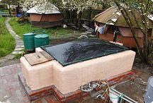 Cob House - Biogaz