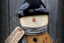 Winter crafts / by AdriAnne Buller