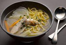 Food Recipes - Soups