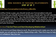 Grow Business Relationships / Grow Business by Building Better Relationships