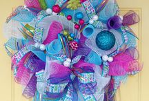 Christmas Wreaths / by Sharon White