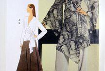 The Vogue Woman patterns