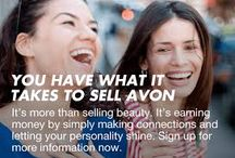 I want to sell Avon / Selling Avon