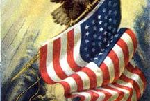 America God Shed His Grace On Thee / by Brenda Hubka