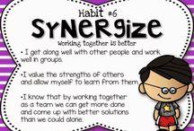 7 Habits - 6 Synergize