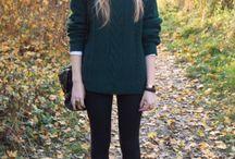 Be stylish, not fashionable! pt1.- Autumn