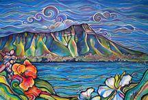 Art Inspired by Hawaii
