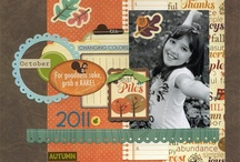 Scrapbook ideas / by Hope Rogers