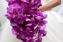 2014 Pantone Color of the Year / #pantone #color of the year #radiant orchid #wedding color palette