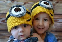 Crochet Children Apparel