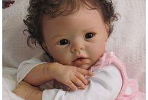 Reborn baby-meisje